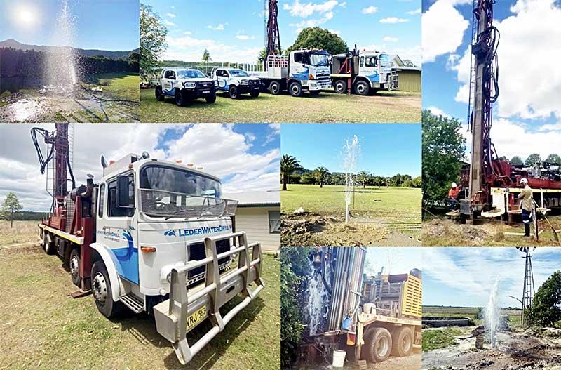 bore water drill righ fleet