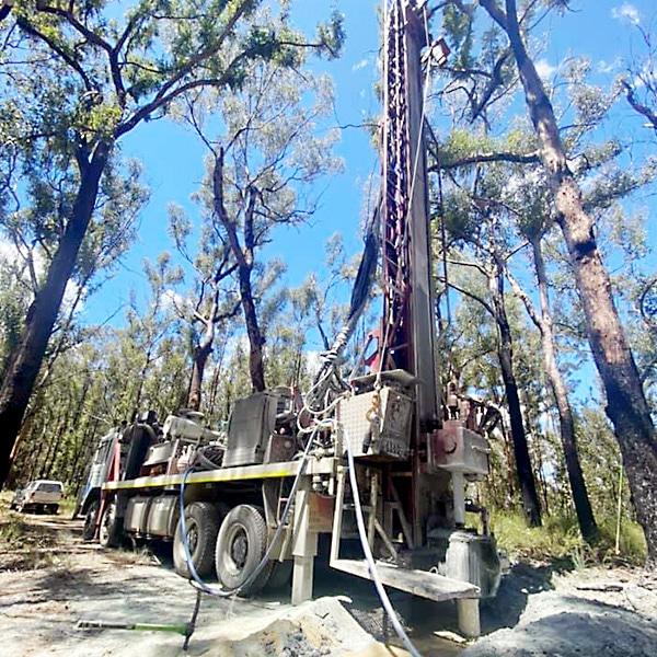 water bore drill