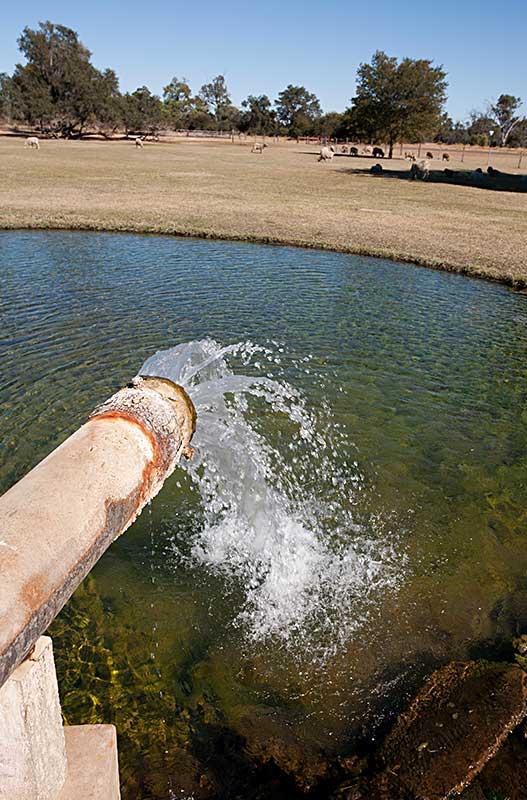 water bore permits