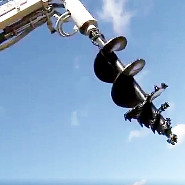 auger drill bit