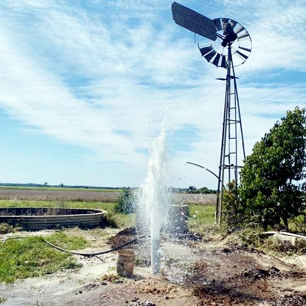 bore water pump