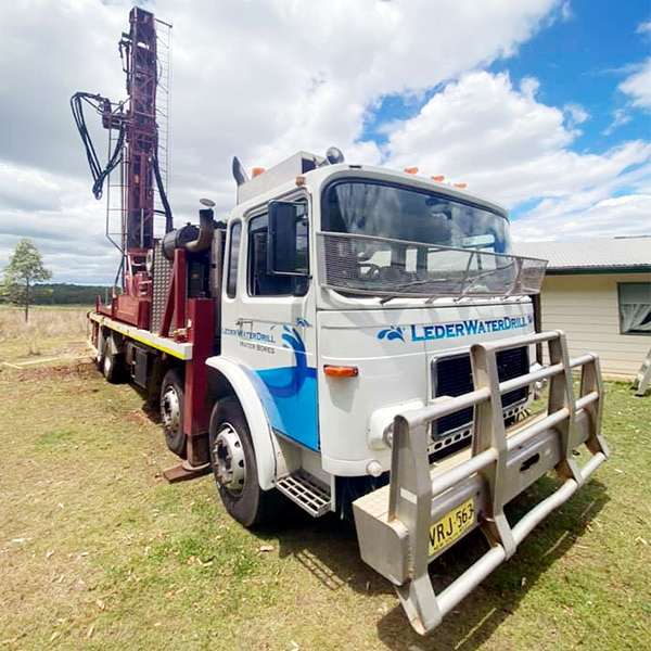 bore water drill rig